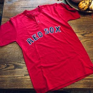 Majestic New Red Sox shirt